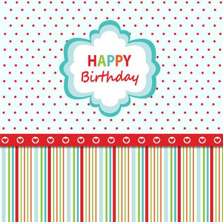 geburtstag rahmen: Alles Gute zum Geburtstag Grusskarte