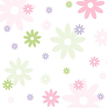 wallpape: Seamless floral pattern, wallpape