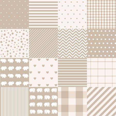 deign: Seamless Patterns Illustration