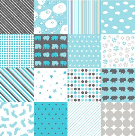 Seamless Patterns Çizim