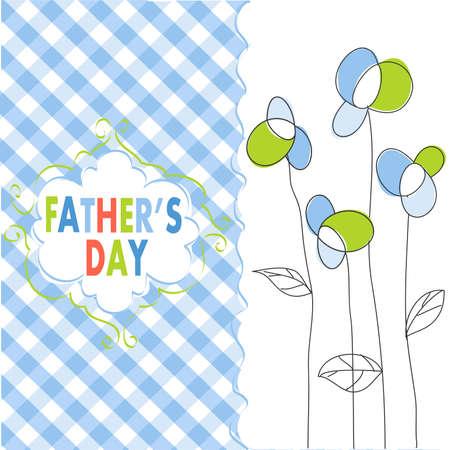 happy Fathers Day: Dise�o de padre feliz d�a