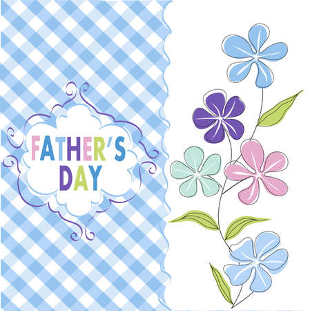 child s: Happy Fathers day design