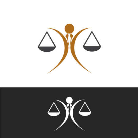 scale of justice: justice icon