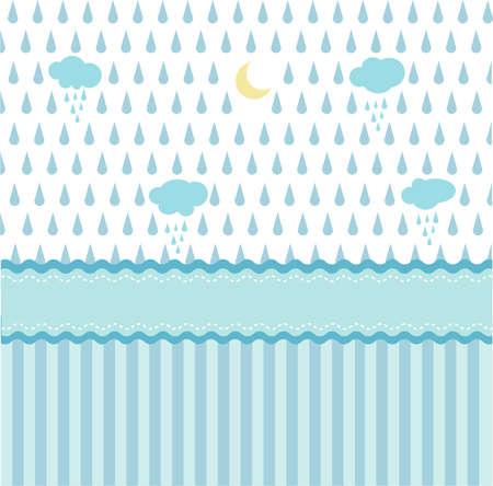 dripped: Seamless pattern, wallpaper