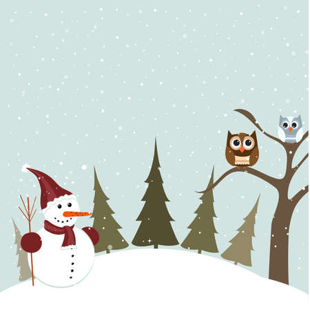 tress: Merry Christmas Card