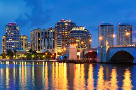 West Palm Beach, Florida, United States Zdjęcie Seryjne
