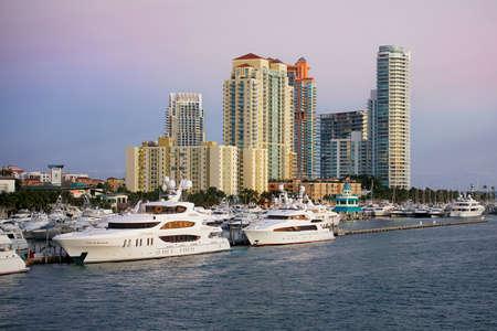 Biscayne Bay, Miami Beach, Florida, United States