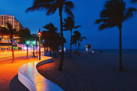 Ft Lauderdale, Florida Stockfoto
