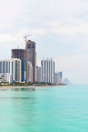 a view of Sunny Isles Beach, Florida