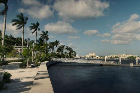 West Palm Beach, Florida, United States Standard-Bild
