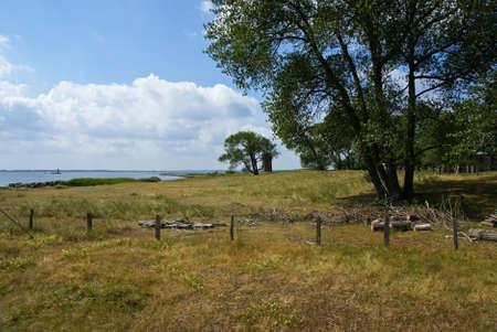 insular: island Ruden at Greifswalder Bodden, Baltic Sea, Germany