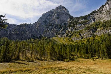 berchtesgaden: Halsalp, national park Berchtesgaden, Germany Stock Photo