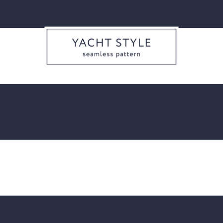 Simple stripes seamless pattern. Yacht style design. Striped texture background. Template for prints, wrapping paper, fabrics, covers, flyers, banners, posters and placards. Vector illustration.