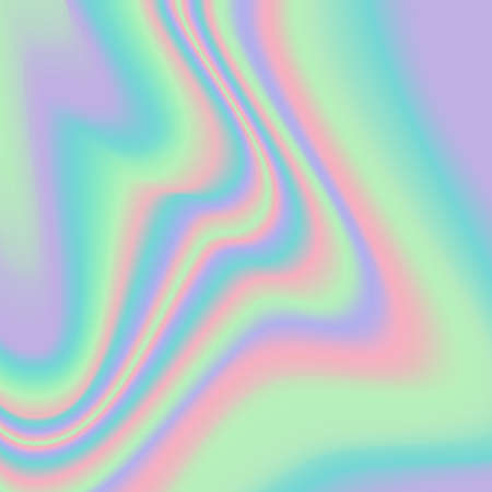 Abstract background with vibrant gradient holographic texture. Design template for covers, placards, posters, flyers, presentations, cards, banners, advertisement, identity. Vector illustration. Eps10