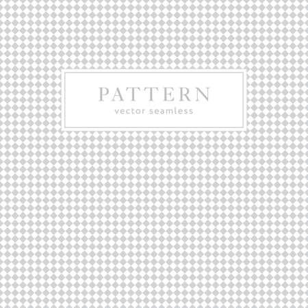 Simple rhombus pattern design