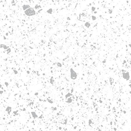 Monochrome noisy textured background. Seamless pattern. Vector. 矢量图像