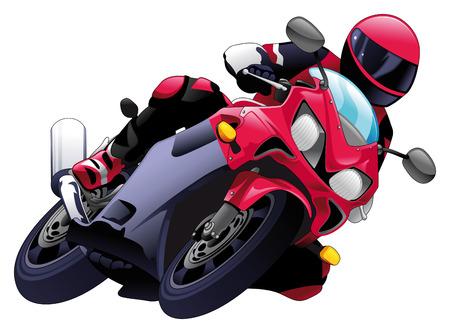 adrenaline: Vector motor fiets