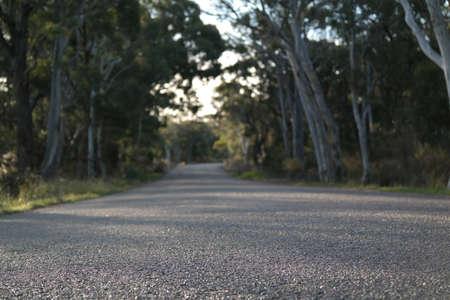 open road: Open Road Stock Photo