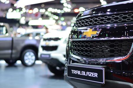 trailblazer: Chevrolet Trailblazer