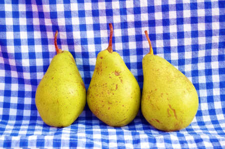 brigh: pears Stock Photo