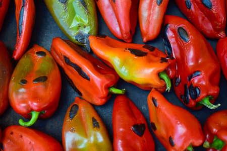 pimenton: paprika roja