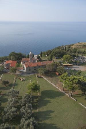 minster: The monastery Rezevici, Montenegro