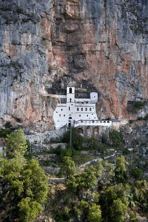 ortodox: Ostrog ortodox monastery. Montenegro