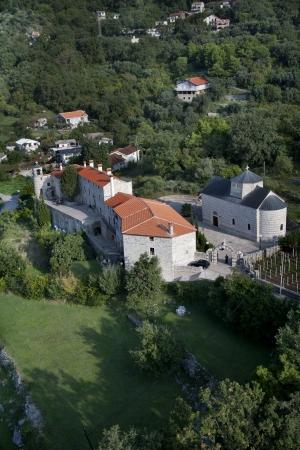 minster: Monastery Podmaine, Budva