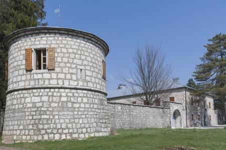petrovich: Biljarda - Museum of Petar II Petrovic Njegos,  Cetinje,