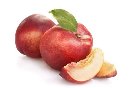 velvety: healthy organic nectarine