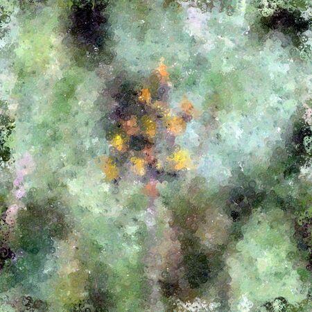 Elegiac impression as seamless background photo