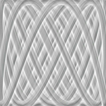 whimsey: A fancy background about Lissajous curves. Stock Photo