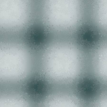 Winter impression about snowflakes against some window background made as seamless tile-able wallpaper-background. photo