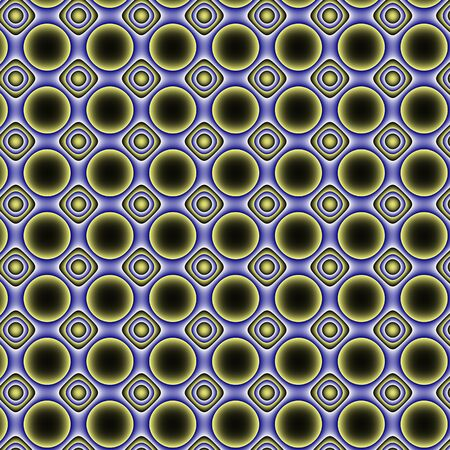 inimitable: Yellow and blue gradient pattern-background Stock Photo
