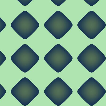 foursquare: Pale green foursquare pattern. Very simple texture with pale green tones and gradients. Stock Photo