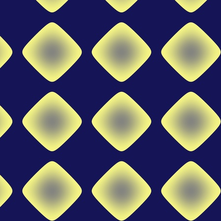 Yellow and blue boxy pattern. Simple quadrate texture with yellow and blue tones and gradients. photo