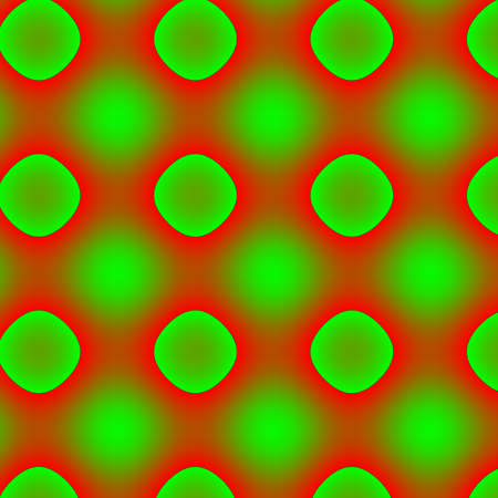 unmatched: Red and green pattern. Red colour and green tones and gradients texture.
