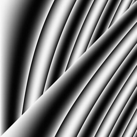 inimitable: Linear gradient embossed pattern. Stock Photo