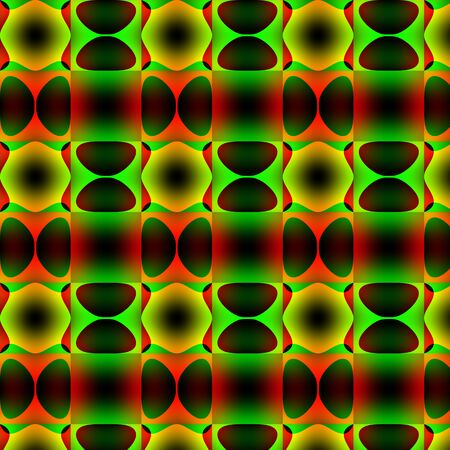 inimitable: Traffic light abstract texture. With stop and go light colours and gradients abstract texture-background-pattern. Stock Photo