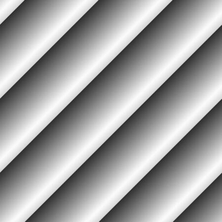 embossed: Linear grey embossed tile-able seamless abstract background. Stock Photo