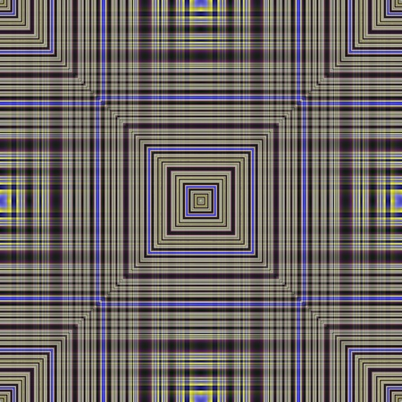 boxy: Boxy seamless tile-able abstract pattern. Stock Photo