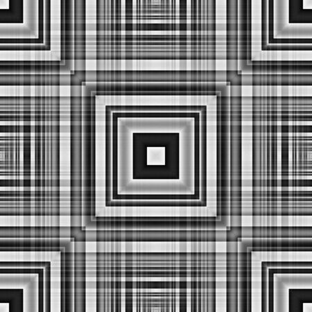 foursquare: Colourless foursquare seamless tile-able embossed abstract pattern.