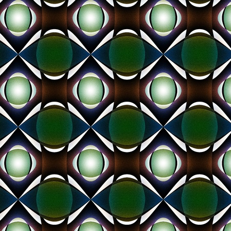 transcendental: Light through dull relief non-figurative pattern. Half-light with green, brown, violet and white tones and gradients transcendental relief texture-pattern-background.