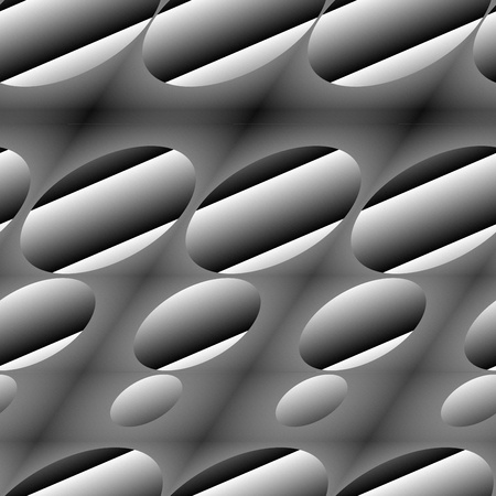 transcendental: Oviform seamless tile-able embossed almost colorless transcendental texture-background-wallpaper-pattern. Stock Photo