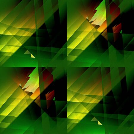 bookcover: Stucco greenish abstract. With several tints of green plaster-textured seamless tile-able abstract about sunset expression. Stock Photo