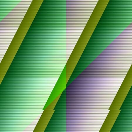 abstractive: Violet-green seamless pattern. Striped violet-green toned abstractive tile-able pattern, texture. Pleasant colours of the material. Stock Photo