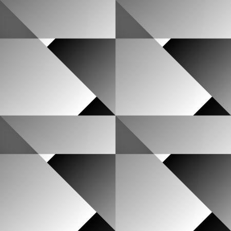 tile able: Grey seamless ornament