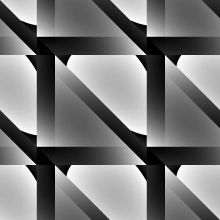 tile able: Grigio ornamento senza soluzione di continuit?