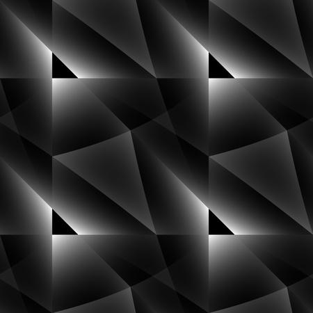 tile able: Nero e grigio ornamento senza soluzione di continuit�