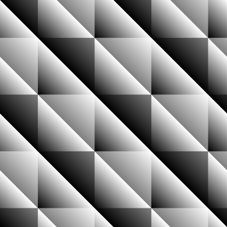 orthogonal: Orthogonal grey seamless background. Tiled seamless almost colourless right angled pattern as vector wallpaper.